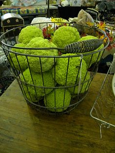 Hedge Apples-----Natural TEXTURE !!!