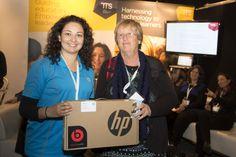 HP prize winner