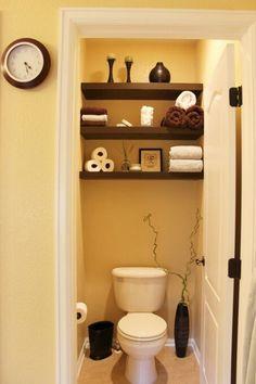Deco wc – 12 idees superbes de decoration toilette !