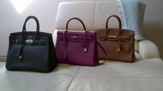 My Birkin Bags