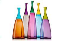 sweetie vases - vetro vero: true glass.