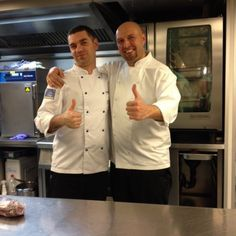 Chefs at work aboard Viking River Cruises