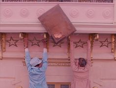 The Grand Budapest Hotel dir.Wes Anderson The Grand Budapest Hotel dir.Wes Anderson The post The Grand Budapest Hotel dir.Wes Anderson appeared first on Film. Wes Anderson Style, Wes Anderson Movies, Beau Film, Martin Scorsese, Grand Hotel Budapest, Hotel Budapest Movie, Color In Film, Grande Hotel, Budapest