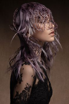 David Arnal | Photographer Photo Work, Crazy Hair, Dreadlocks, Hair Styles, Aesthetics, David, Tapestry, Beauty, Beautiful
