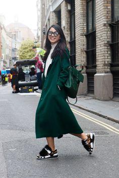 Le Meilleur du Street Style de la Fashion Week de Londres