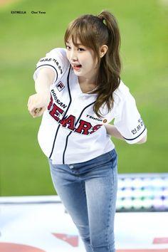 FY! CHOI YENA Kpop Girl Groups, Kpop Girls, Yuri, Secret Song, Survival, Baby Ducks, Fandom, Yuehua Entertainment, Japanese Girl Group