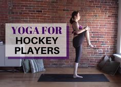 Yoga training to lose weight and belly fat - - Yoga for Hockey Players - 30 Minute Yoga Class Practice Yoga to Lose Weight - Yoga Fitness. Introducing a breakthrough program that melts away flab and reshapes your body in as little as one hour a week! Dek Hockey, Hockey Goalie, Hockey Players, Flyers Hockey, Rangers Hockey, Hockey Workouts, Easy Workouts, Yoga Training, Hockey Training