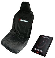 Northcore universal fit waterproof car seat cover... Leela proof
