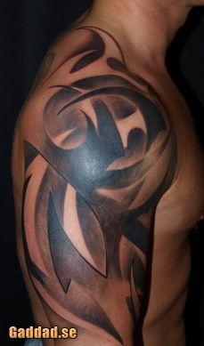 tribal tattoo cover up - Google zoeken                                                                                                                                                                                 More