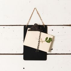Hanging Black Clipboard - Magnolia Market | Chip & Joanna Gaines