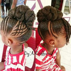 Hair styles for the girls