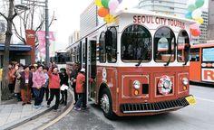서울 트롤리버스 Trolley Bus, Seoul