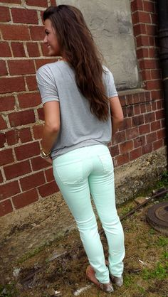 Mint Skinnies by Big Star