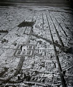 Travel Ads, World Photography, Huntington Park, Old City, Urban Landscape, Mexico City, Historical Photos, Old Photos, City Photo