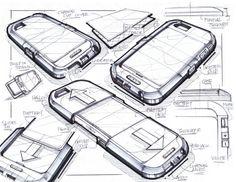 Travail Sketch par Jake Dunham au Coroflot.com