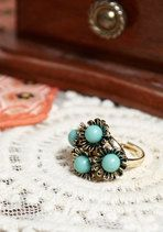 Classic Cocktails New Heirloom Ring | Mod Retro Vintage Rings | ModCloth.com