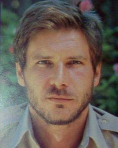 Harrison Ford from the 80's