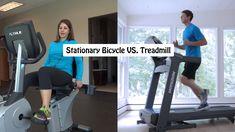 Pin On Stationary Bicycle Vs Treadmill