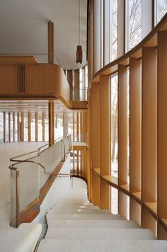 The Integral House, built in Toronto, Canada by Shim-Sutcliffe Architects in 2009.