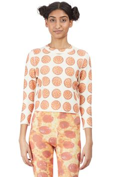 Kiko Mizuhara for Opening Ceremony | Pizza Top