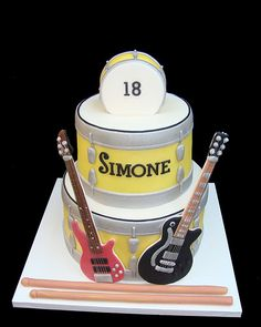 awesome cake idea for bay just w/ 10 not 18!