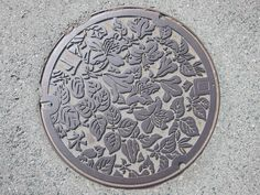 Manhole covers | The Japans