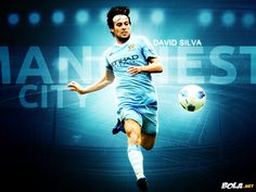 David Silva Manchester City Wallpaper HD 2013 Manchester City Wallpaper, Best Facebook Cover Photos, Football Wallpaper, Football Pictures, Hd Wallpaper, Soccer, David, Nice, Sports