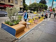 concerns about parklets and gentrification, etc - Hacking Public Space With the Designers Who Invented Park(ing) Day – Next City