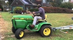 John Deere Service Technical Manual: JOHN DEERE 200,208,210,212,214,216 LAWN AND GARDEN...