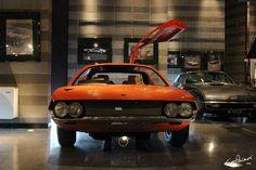 "Lamborghini 400 GT Espada - ""Ferruccio Lamborghini Museum"" by @getpalmd"
