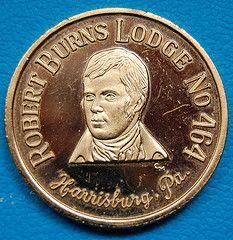 Robert Burns Lodge No.464, Philadelphia USA
