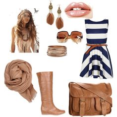 It's Summertime, created by cassiecclayton on Polyvore