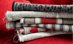 Safari - Textured Weaves : Mark Alexander, Soft Natural Fabrics, Wallcoverings