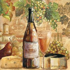 Abruzzi Splendor Art Print