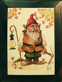 Digger gnome
