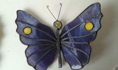 vlinder gemaakt