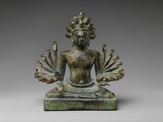 Eleven-Headed Avalokiteshvara, the Bodhisattva of Infinite Compassion