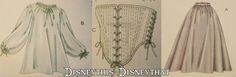 "DisneyThis. DisneyThat., Ariel's ""Kiss the Girl"" Dress Sewing Pattern!"
