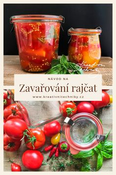 Home Canning, Salsa, Good Food, Spices, Food And Drink, Baking, Vegetables, Drinks, Health