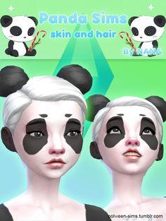 Nolween Panda skin and hair
