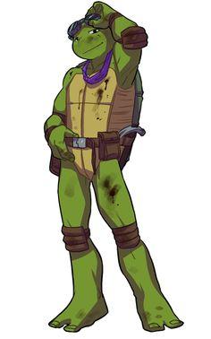 Why so sexy, Donatello? sneefee.com