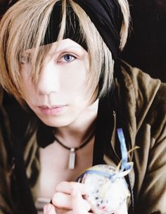 Acid Black Cherry yasu<<Have to look him up! (^_^)