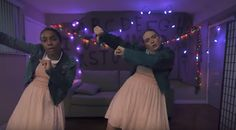 """Larsen Thompson and Charlize Glass' Tribute to Eleven from """"Stranger Things"""" Is Everything"""