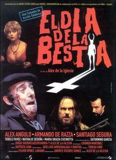 EL DIA DE LA BESTIA // Spain // Álex de la Iglesia 1995