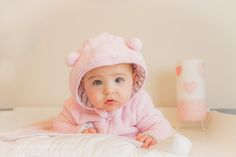 Little pink baby by pierrickmolleton