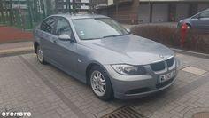 Nie Uszkodzony BMW Seria 3 - Nie Pierwszy właściciel, Niebieski, Metalik, Nie Perłowy, Diesel, 166 KM, 2 000 cm3. ABS,  CD, ABS,  Centralny zamek, ABS,  CD, ABS, Bmw, Diesel, Vehicles, Diesel Fuel, Vehicle, Tools