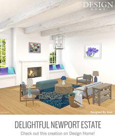 My Design, House Design, Loft, Bed, Furniture, Home Decor, Decoration Home, Stream Bed, Room Decor