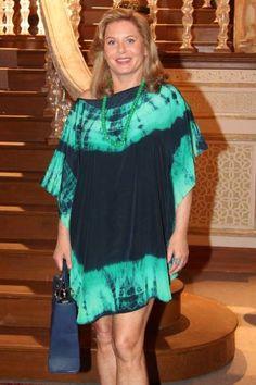Vera Fischer volta à TV em 'Salve Jorge'