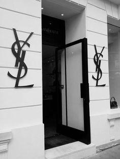 YSL store