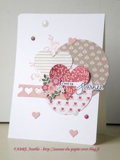 simple stamp making Cards Diy, Love Cards, Paper Cards, Tarjetas Diy, Karten Diy, Card Sketches, Valentine Day Cards, Creative Cards, Anniversary Cards